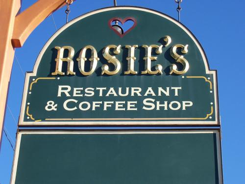 Photo Gallery Rosies Restaurant Middlebury Vt